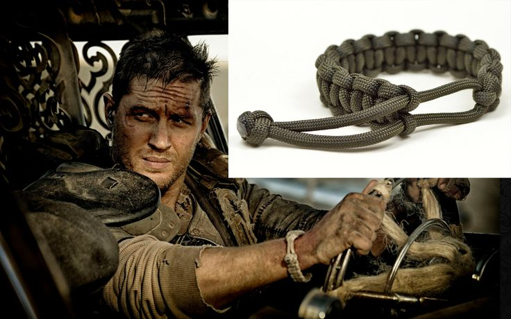 Сегодня плетем браслет выживания из паракорда, который носил главный герой фильма Безумный макс: Дорога ярости. Сейчас этот браслет очень успешно продается н...