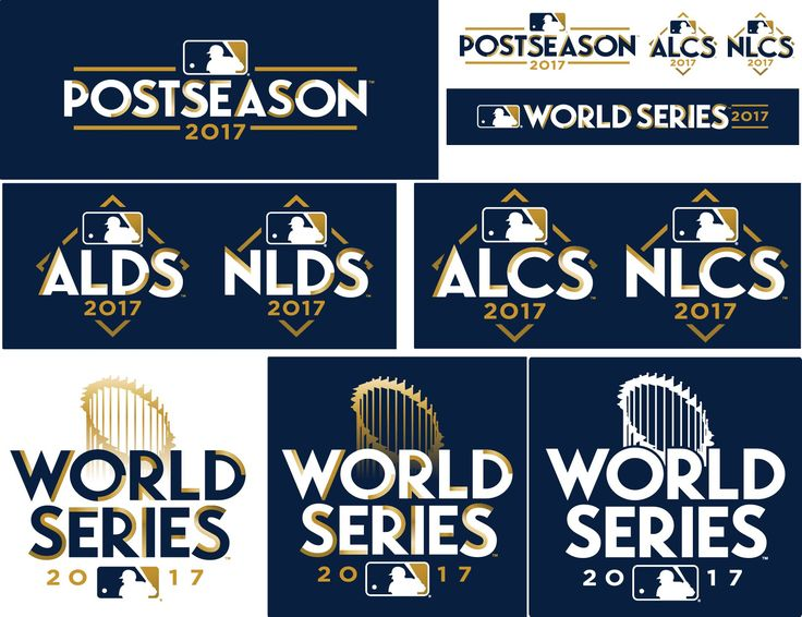 MLB Postseason Schedule Major League Baseball just announced the postseason schedule. As has been the case the past couple of years, if it features a World Series Game