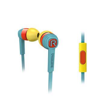 Produkt Philips CitiScape In-Ear-Kopfhörer SHE7055BR/00 kaufen