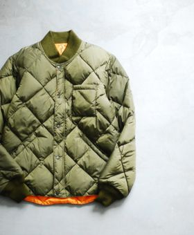 "TODD SNYDER × Rocky Mountain(トッドスナイダー × ロッキーマウンテン) ""Rocky Mountain Liner Down Jacket"" 