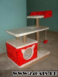 Домик для кошки своими руками-snc18150.jpg