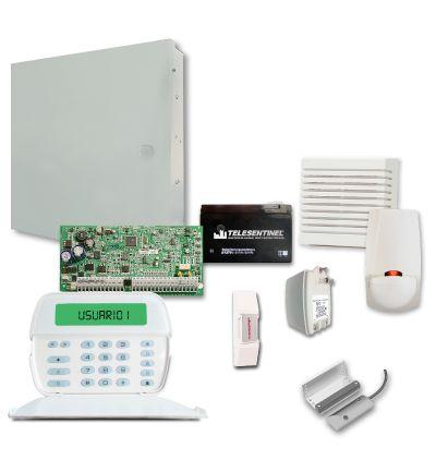 Todo lo relacionado con monitoreo de alarmas. Protección las 24 horas los 7 días a la semana