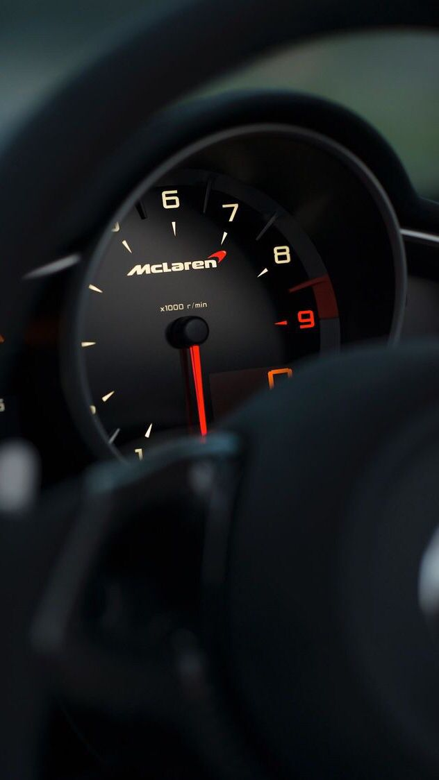 Mclaren Dashboard Now Would You Look At That Sports Car