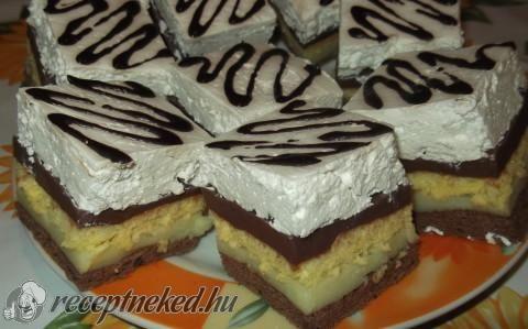 Somlói szelet recept fotóval