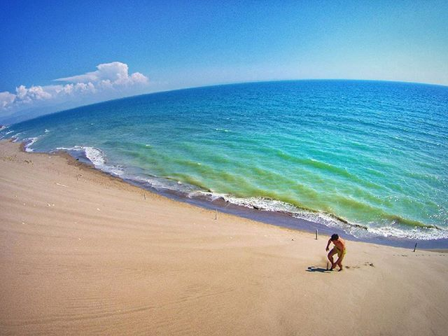 This isn't a random beach  . @supercampers . . . . #albania #coloursofalbania…