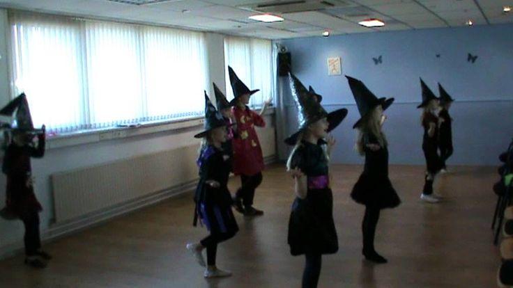 Als je een heks bent. dans