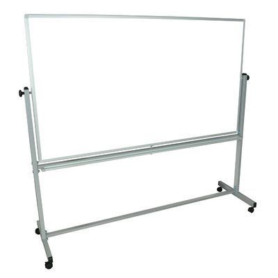 """Offex Free-Standing Whiteboard, 3'4"""" x 6' (3 Pack)"""