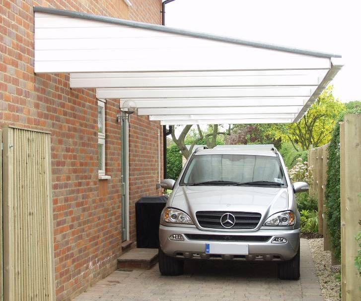 Carport Canopy Design Ideas Suitable For Your Home: 25+ Best Ideas About Cantilever Carport On Pinterest