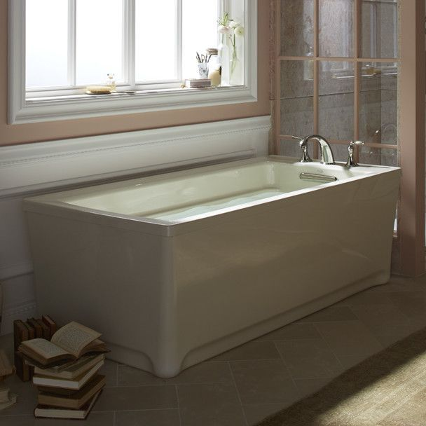 Kohler Archer X Soaking Bathtub Finish: Sandbar