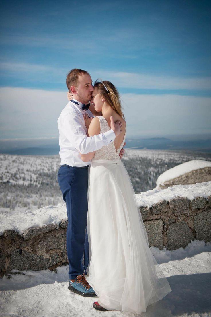 Wedding dress www.ochocka.pl