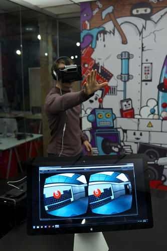 Interactive Virtual Reality In 3-D, The Newest Learning Tool