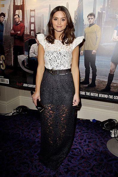 Trend: The Sheer-Skirt Dress