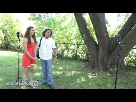 Two Flashes, Two Gels Ep 316: You Keep Shooting with Bryan Peterson: Adorama Photography TV
