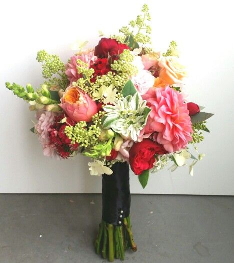 Piano bouquet #red