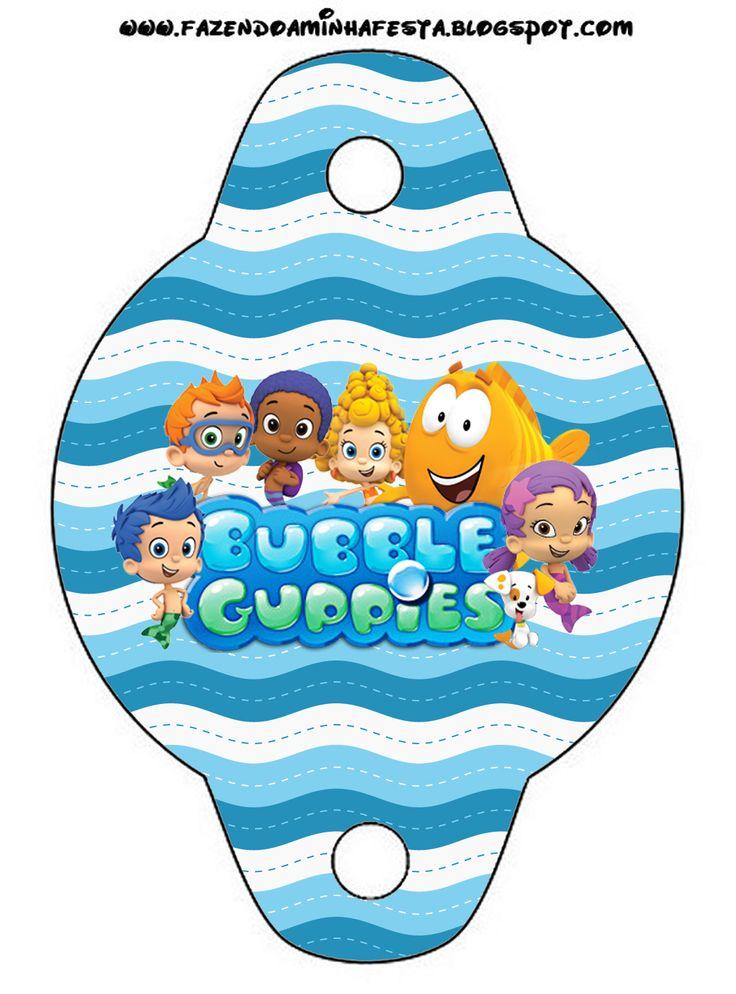 http://fazendoanossafesta.com.br/2013/06/bubble-guppies-kit-completo-com-molduras-para-convites-rotulos-para-guloseimas-lembrancinhas-e-imagens.html
