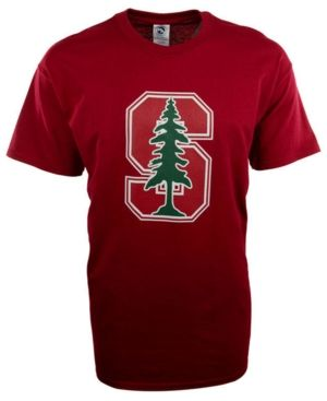 New Agenda Men's Stanford Cardinal Big Logo T-Shirt - Red XXL