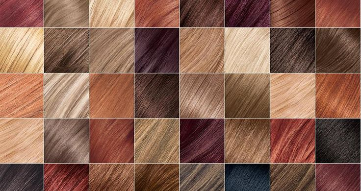 17 Best Ideas About Loreal Hair Color Chart On Pinterest  Loreal Hair Dye R