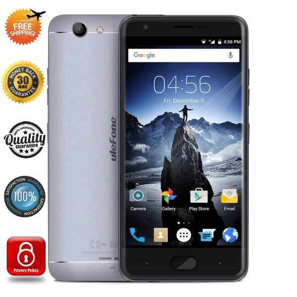 Protect Your Privacy With Quad Core Metal 4G Smartphone  The appearance Quad Core Metal 4G Smartphone by Ulefon is not amazing. There isn't a fingerprint scanner or a thin display bezels, and in general the front panel area is not used very eff...