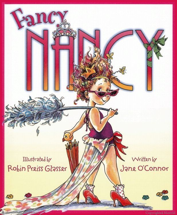 28 best images about Fancy Nancy Picture Books on Pinterest | Fancy words, Fancy nancy and Nancy