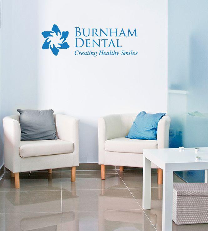 Burnham Dental Clinic Branded Signage by New Design Group