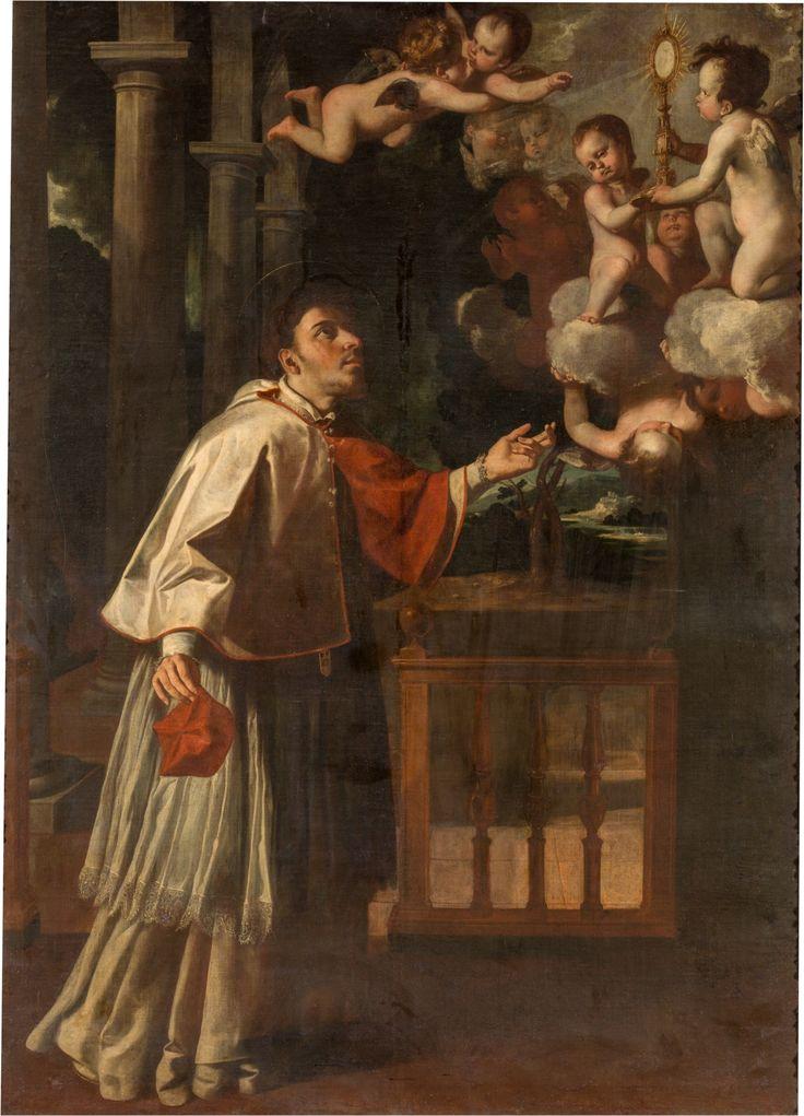 Saint Raymond Nonnatus / San Ramón Nonato // 17th century // Jerónimo Jacinto Espinosa // Museo del Prado // #Mercedarian