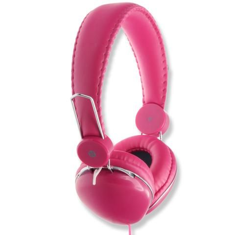 Volume Limited Headphones - Pink - School Depot NZ