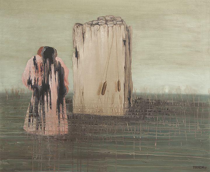 Dream by Marie Čermínová Toyen ☄