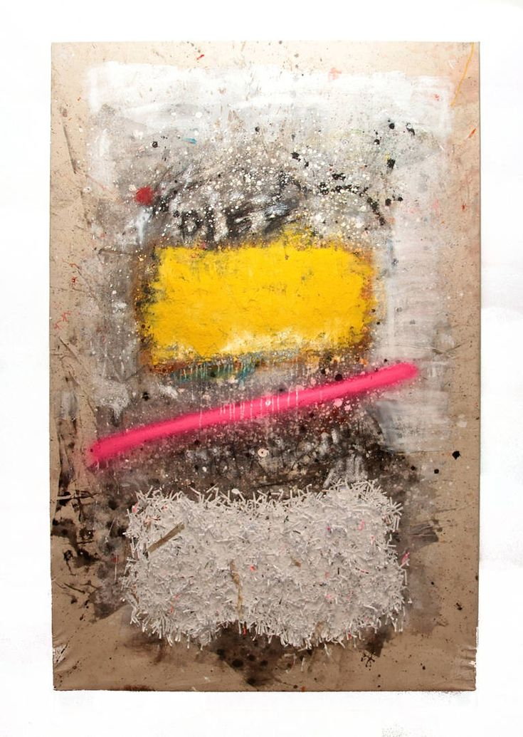 Numero Diez | From a unique collection of abstract paintings at https://www.1stdibs.com/art/paintings/abstract-paintings/
