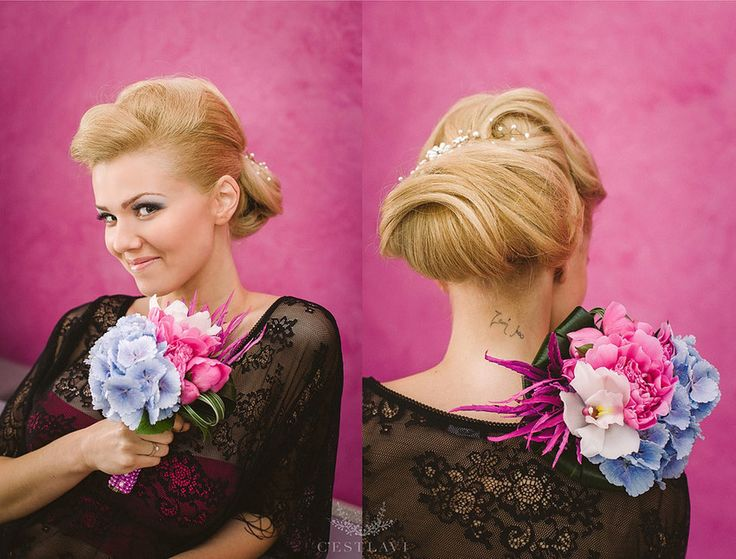 Idee Coc de Miresa ❤️ Bride Hair Inspiration