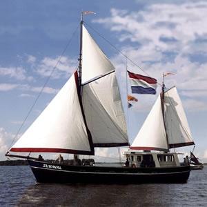 Veerdienst De Zuidwal  Zeewolde - Spakenburg