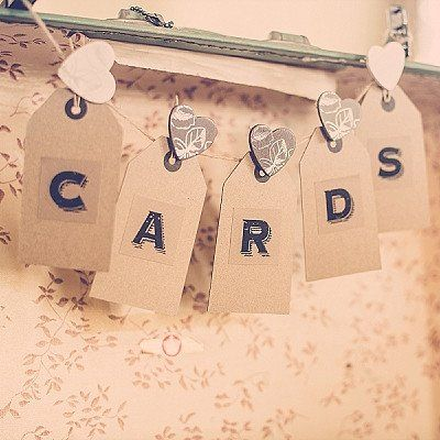 rustic alphabet stickers cards bunting on suitcases #weddingofmydreams @theweddingomd #pintowin