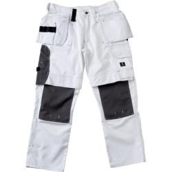Bp® – Work trousers 1486 60 white, size 102Toolineo.de