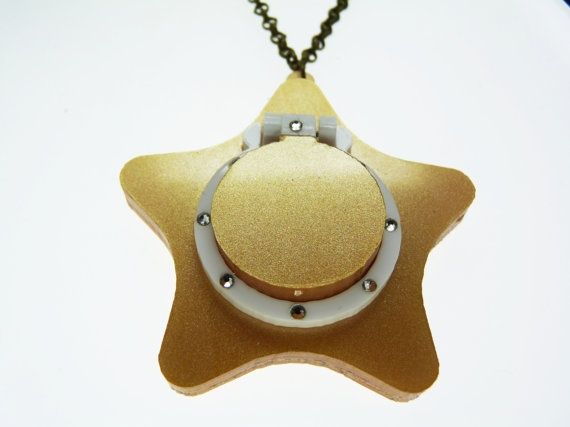 Sailor Moon OPENING Orgel / star locket with love by JapanophileUK, $34.13