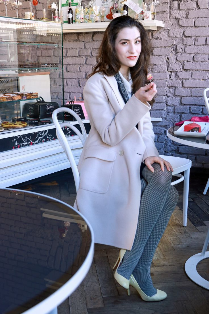 bb2084014 Fashion blogger Veronika Lipar of Brunette From Wall Street sharing her  Valentine s Outfit