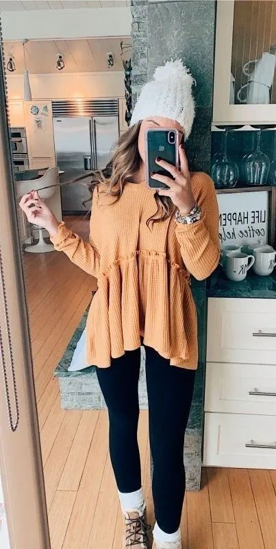 10 Fall Street Style Outfits Ideas For Women 7