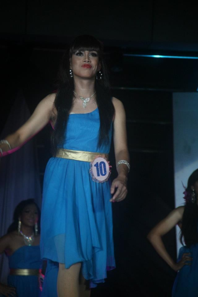 Vaiots 2012 - Womanless Pageant in SWU University ...