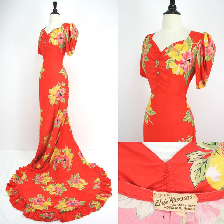 17 Best Images About Vintage Hawaiian On Pinterest