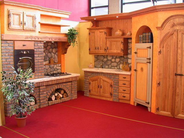 Oltre 25 fantastiche idee su foto cucina su pinterest - Cucina in muratura rustica foto ...