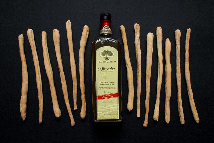 Domácí grissini, bílý chléb a panenský olivový olej — recept partnera blogu | Cuketka