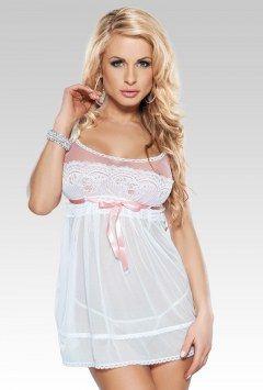 Collette koszulka 1076 White