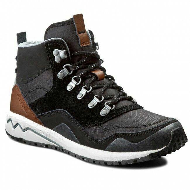 Ecco Espinho Men Schuhe Herren Outdoor Gore-Tex Boots black 839014-51052