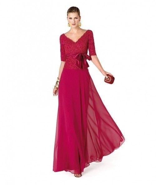 Vestidos de madrinas 2014 - bodas.com.mx