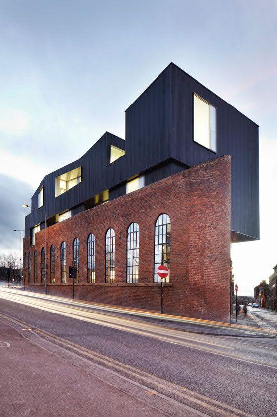 Shoreham Street, Sheffield by Project Orange architects