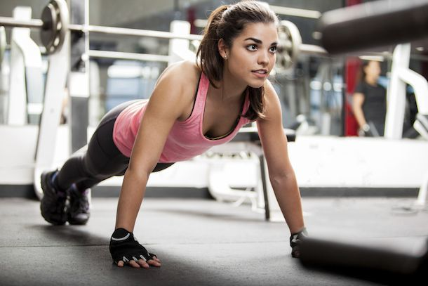 CrossFit Curious? Try this Bootcamp-Style Workout for Beginners