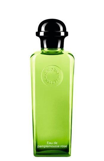 Hermes Eau de pamplemousse rose - Eau de cologne bottle with pump
