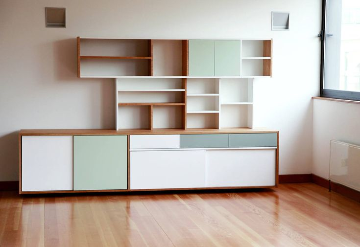 Modular Sideboard Von Müller Möbelfabrikation \/ Design Jan   Bucherregal  Design Carpanelli Wohnung Highlight