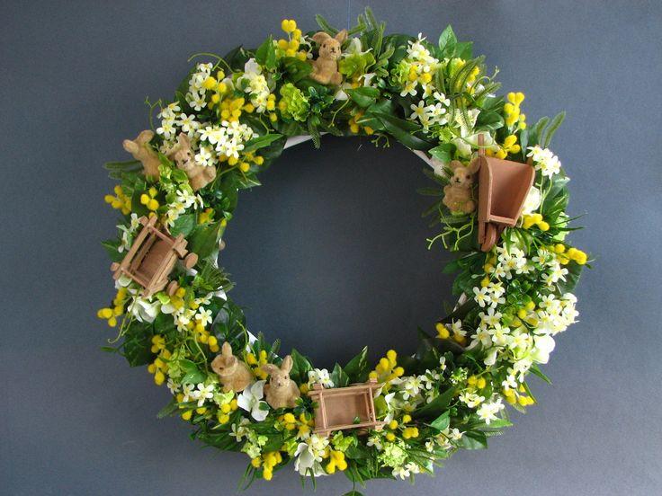 #wianek #wreath #easter #wielkanoc