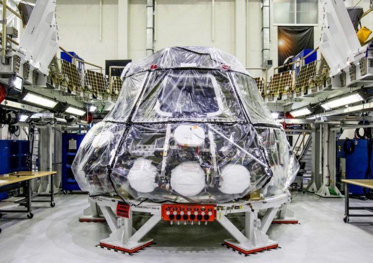 Orion spacecraft enjoying calmer seas ahead of All-Hands review | NASASpaceFlight.com