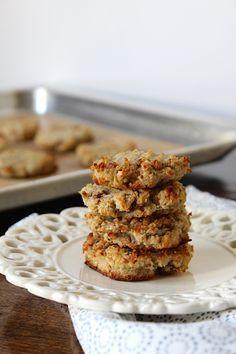 Abrikozen boekweit koekjes met banaan - lactosevrij, suikervrij, zuivelvrij - Beginspiration
