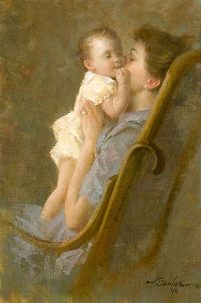 Zerbert,  Joe Bowler (1928, American), I AM A CHILD-children in art history-blog
